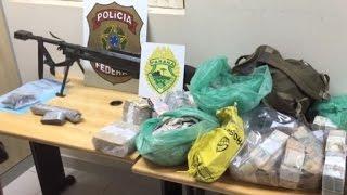 "Ocho detenidos en Brasil por ""robo del siglo"" en Paraguay thumbnail"