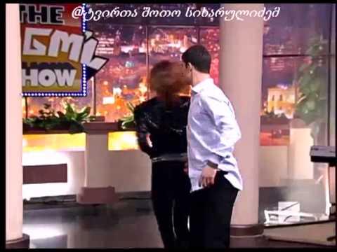 Salome Chachua Da Reziko Robakidze - Dance Vanos Show