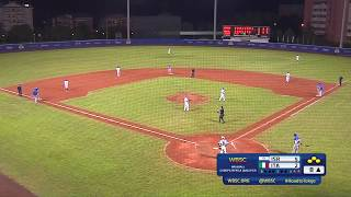 Highlights: Israel v Italy - WBSC Europe/Africa Qualifier - Baseball