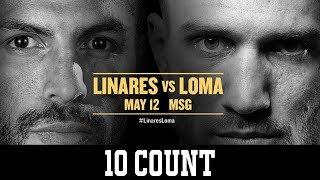 Jorge Linares vs Vasily Lomachencko on ESPN - 10 Count