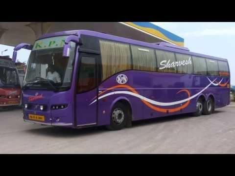 Kpn Travels Volvo Bus Kpn Travels Volvo B9r Bus