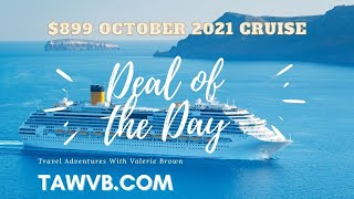 Deal of the Day - 2021 Mississippi Cruise | TAWVB | Vlog  56