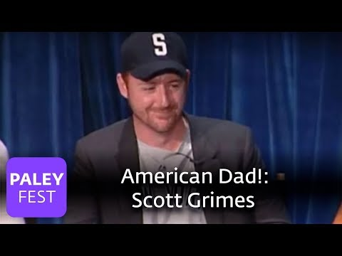 American Dad! - Everybody Loves Scott Grimes - YouTube