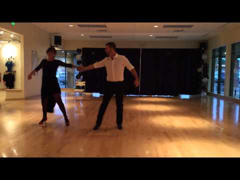 Mark Jacobson & Emily Andreucci Argentine Tango