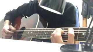 Thời gian (Minh Vương) - guitar