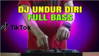 Download lagu Dj Enak Full Bass Undur Diri Nazia Merwiana Remix Enak Terbaru
