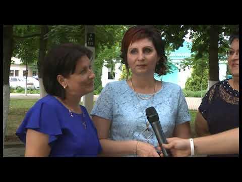 ВЫПУСКНОЙ БАЛ 2018 г в Гулькевичи