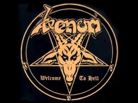 Venom - Welcome To Hell(1981) Full Album