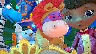 Доктор Плюшева - Серия 11  Сезон 3 - самые лучшие мультфильмы Disney для детей