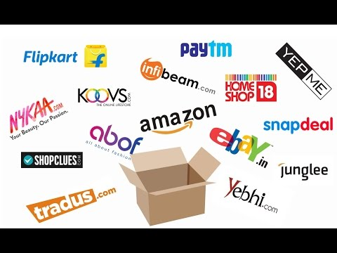 Top 5 Shopping Websites in India| Big Billion Days - Shopping festivals - Where to buy? | Limelights