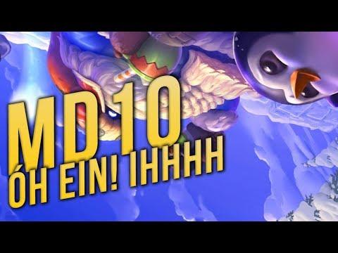 ÓH EIN - Md10 Continua! Ranked de Bardo Suporte thumbnail