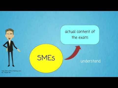 SME (Subject Matter Expert)