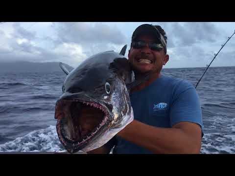 Matt Cini Fishing Vanuatu With Nambus Fishing Charters 2017 Live Aboard Trip