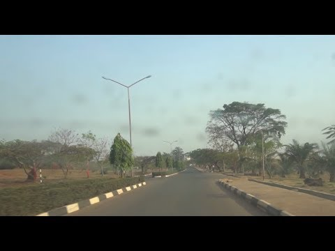 Enugu City - Touring the Beautiful Coal City