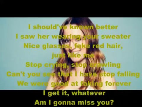 "new-famous-music-lyrics-:::-ingrid-michaelson---""hell-no""-official-video-lyrics"