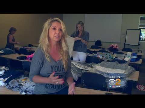 Anaheim Hills Realtor Lost Her Home To Fire But Not Her Generous Spirit