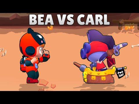 БЕА против КАРЛ   20 тестов   лучший скандалист с атакой 1 в Звезды потасовки?