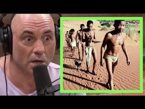 The Hunting of the Khoisan People | Joe Rogan & Forrest Galante