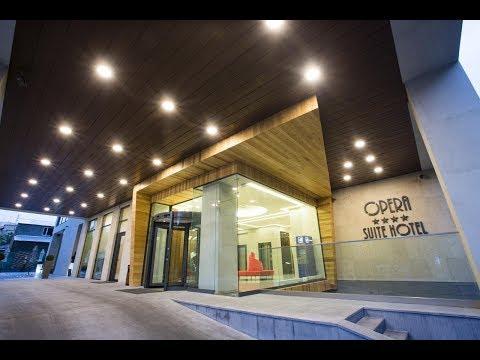 Opera Suite Hotel 4* Yerevan Armenia