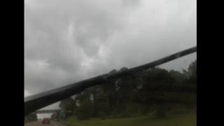 Chasse a l'orage du jeudi 22 Juin 2017 par Terry Tyler