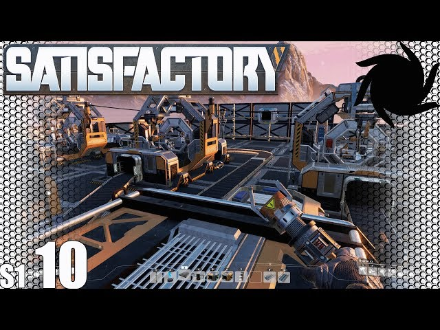 Satisfactory - S01E10 - Assemblers