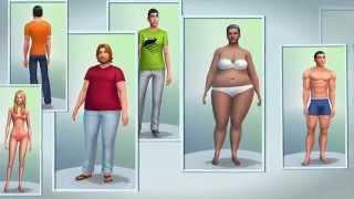 Трейлер The Sims 4 на русском языке