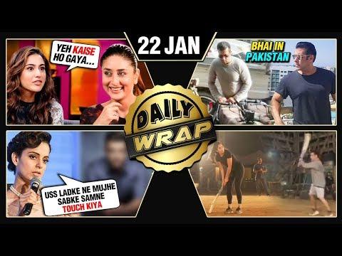 Kareena To Join POLITICS Kangana Ranaut METOO Salman Katrina Play Cricket  Top 10 News