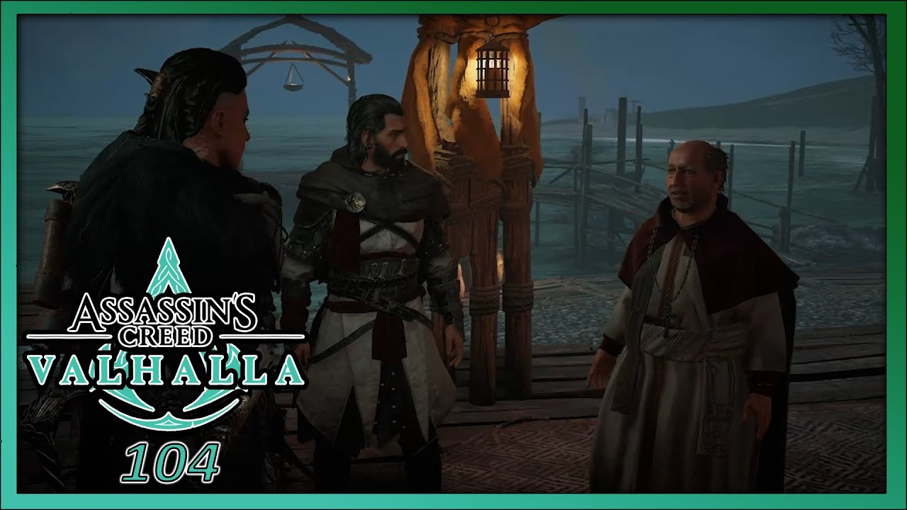 ASSASSIN´S CREED VALHALLA 🪓 [104] Tedmund der Aldermann