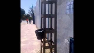 تنظيف شوارع و احياء مدينة تيارت