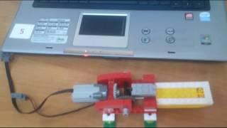 Видеоурок сборка моделей Lego Wedo