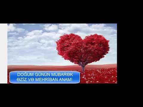 Ad günün mübarək əziz və mehriban ANAM!