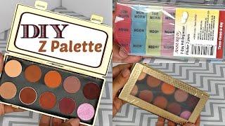 DIY: Z Palette! (Affordable)
