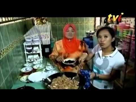 Resepi Masyarakat Bajau Masakan Tradisi Daging Belahan Ittom @ Masak Hitam, Semporna Sabah