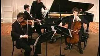 Debussy Piano Trio in G major, L. 3 - I. Andantino con moto allegro