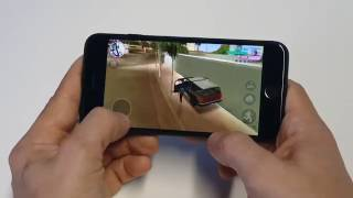 Grand Theft Auto Vice City Iphone 7 Gameplay - Fliptroniks.com