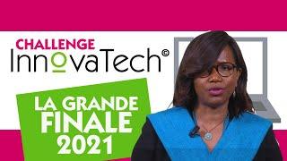 Challenge InnovaTech© 2021 - Allocution Élisabeth Moreno