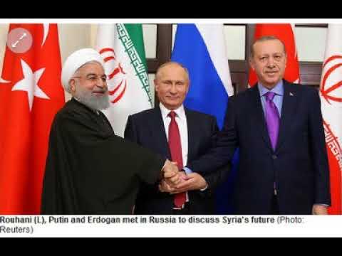 The End Times Gog & Magog Alliance Has Officially Begun