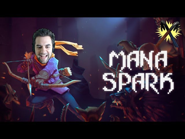 Mana Spark (Alpha) - The Dark Souls of Archery Roguelikes