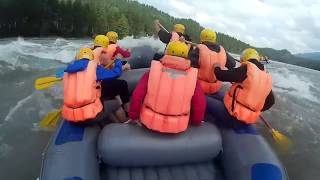 Männertour Altai - Rafting in Sibirien 2018 Sei dabei!
