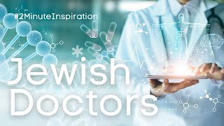 Why so many Jews are doctors