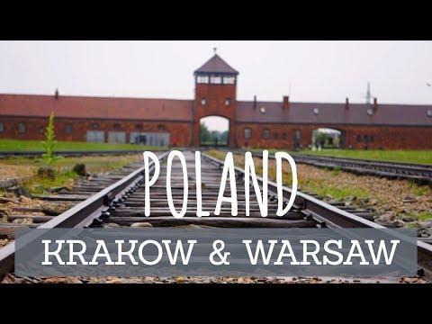POLAND - KRAKOW, WARSAW & A DAY TRIP TO AUSCHWITZ