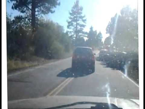 Labor Day Weekend Accident in Big Bear