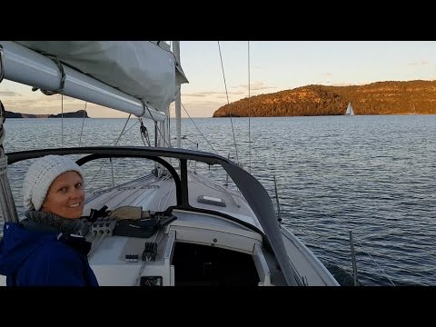 Sailing Time Flies 06 - Hawkesbury, Pittwater