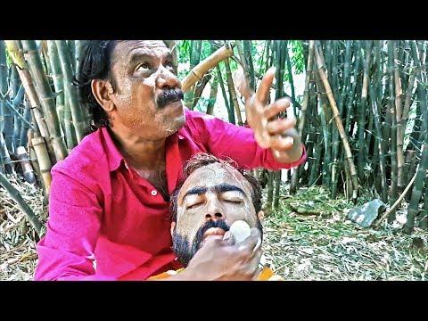 World's Greatest Head Massage - Baba Sen the Cosmic Barber - ASMR Cosmic Power