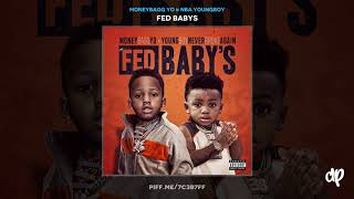 Moneybagg Yo & NBA Youngboy - Collateral Damage [Fed Babys]