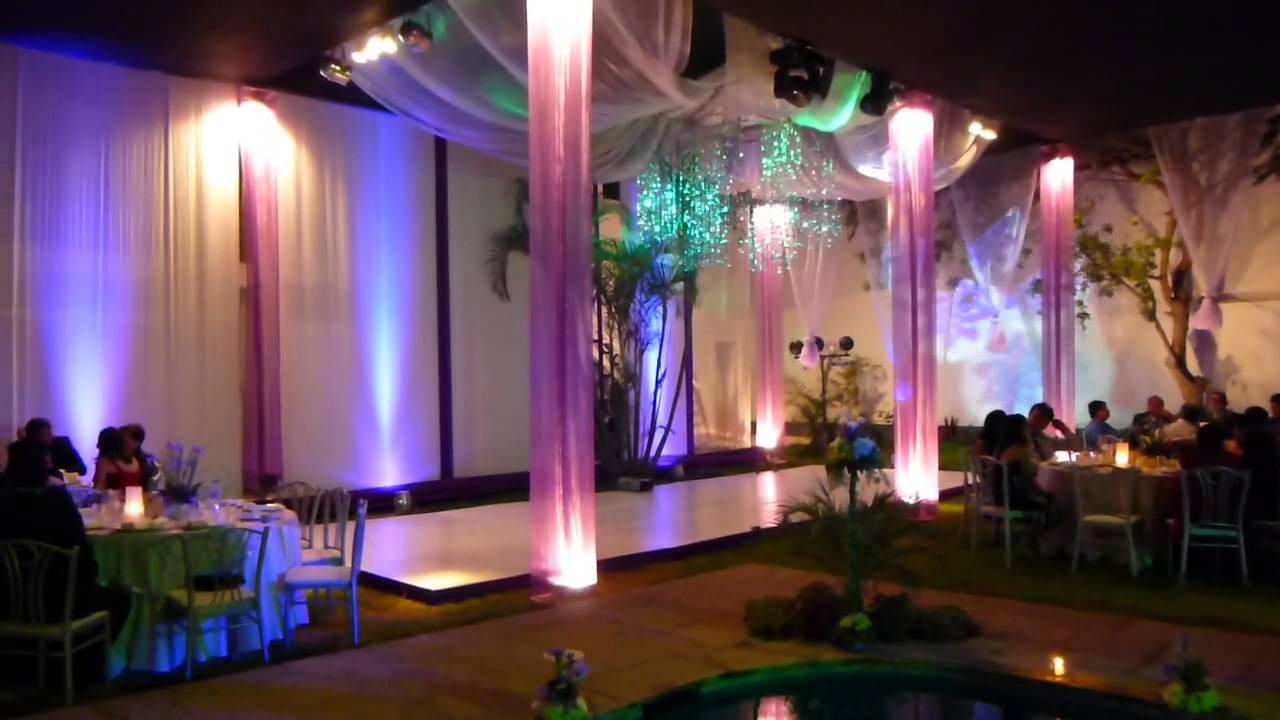 Decoracion Altares Iglesias Evangelicas ~ Saby Buffets y Catering  Boda en La Molina Lima  Bodas & Estilos