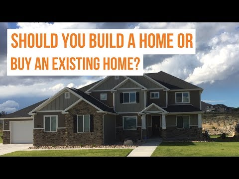 Why Build a Home vs Buying an Existing Home Advantages to Building a Home