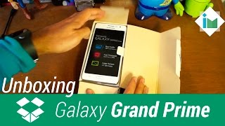 Unboxing - Samsung Galaxy Grand Prime