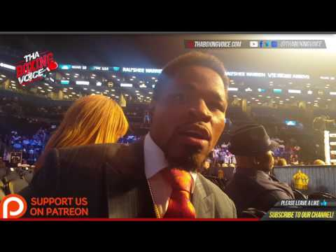 Shawn Porter hints he will be on Mayweather vs McGregor undercard, Danny Garcia fight