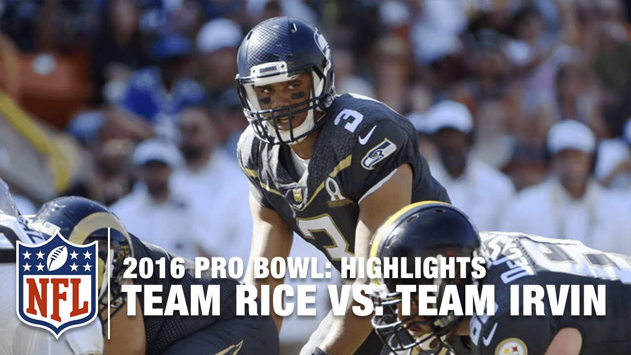 c9940e2b79e 2016 Pro Bowl Highlights